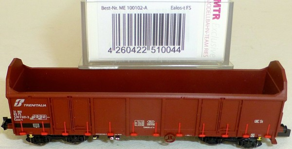 Ealos t 058 FS MTR Modellbahn Team Ries ME 100102 A 1:160 N NEU HR4 µ *