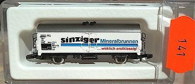 Sinziger Mineralbrunnen Kolls 86004 Märklin 8600 Spur Z 1:220 141 å