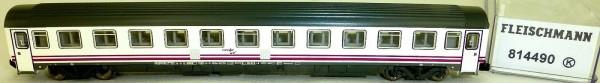 RENFE Eurofima Operadora Design 2te Kl EpV Fleischmann 814490 N 1:160 OVP µ *