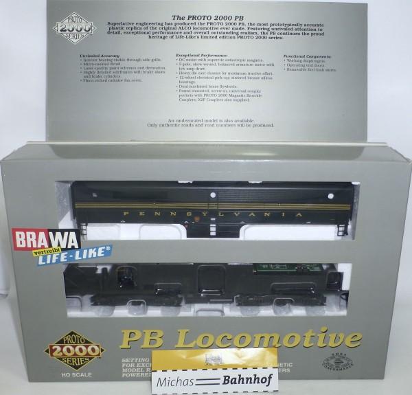 PRR 5750B PB Locomotive Proto 2000 30498 H0 1:87 OVP KB3 µ *