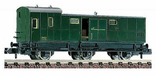 SNCF Gepäckwagen Bauart Dp Fleischmann 8695 1:160 NEU HR6 µ *