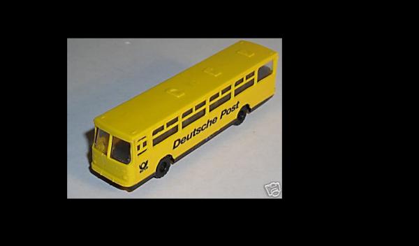 Ikarus Bus DEUTSCHE POST Kleinserie TT 1:120 NEU å