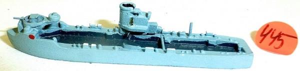 LB Eidechse Landungsboot Schiffsmodell Hansa 43 1:1250 SHP445 å *