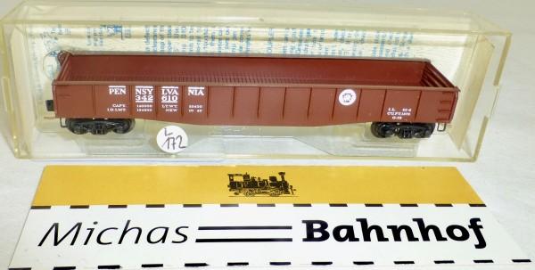 MICRO TRAINS 46470 Pennsylvania 342610 50' Gondola drop ends N 1:160 #172L.å