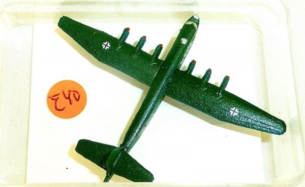 FB 57 BV238 V1 D Flugzeug zu Schiffsmodell 1:1250 SHP∑40 å *