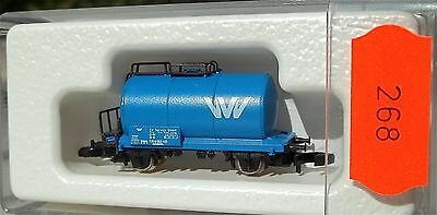 VVV Kessel blau, Kesselwagen Kolls 87715 Märklin 8612 Z 1/220 *268*