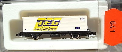 TEG, Containerwagen Kolls 91709 Märklin 8615 Z 1/220 *641*