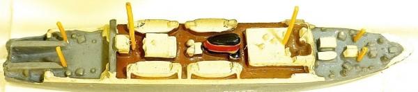 Gogol HANSA 23 Schiffsmodell 1:1250 SHPZ31 å *
