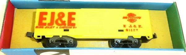 EJ&E gelb Güterwagen 0461 ARNOLD rapido 200 Spur N OVP HR3 µ *