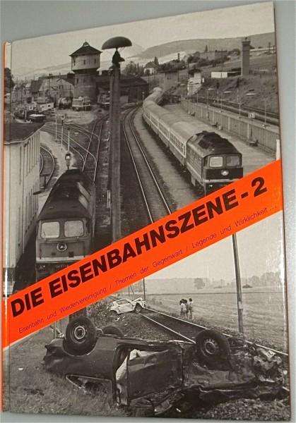 Die Eisenbahnszene-2 Eisenbahn und Wiedervereinigung Ritzau KG 1991 å