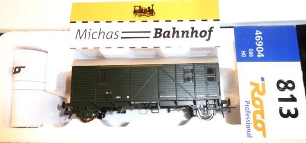 Roco 46904 ÖBB Güterzugbegleitwagen Pwg KKK NEM Ep4 H0 1:87 OVP KC4 å