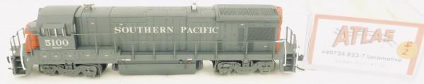Atlas 49724 B23-7 Southern Pacific 5100 Diesellok Decoder Ready OVP N 1:160 #02& å