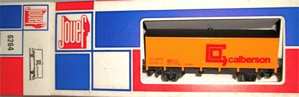 Jouef 6264 Calberson Güterwagen SNCF H0 1:87 OVP å *