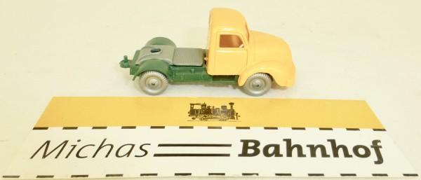Rundhauber Magirus LKW Zugmaschine orange grün IMU Replika Serie 1:87 #KA4-150 å